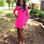 Easter 2014: Lilly Pulitzer 'Aaliyah' dress