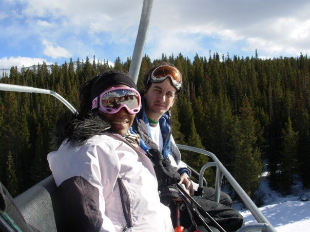 ski lift in Breckenridge, Colorado 2006