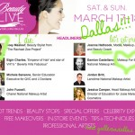 Beauty live at galleria dallas