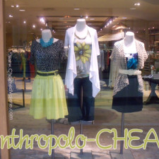 Anthropolo-CHEAP week: Floral Boho Chic