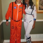 Couples Astronaut Costumes