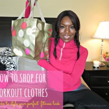 How To Shop for Workout Clothes ♥ Fitness Clothes for Women