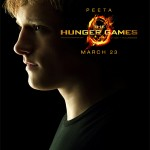 The Hunger Games - Peeta Josh Hutcherson movie poster Lionsgate