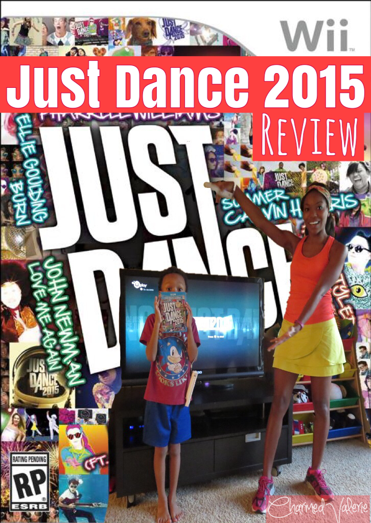 Just Dance 2015 for WiiU Review #JustDance2015