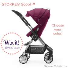 Stokke® Scoot™ Stroller Review + GIVEAWAY